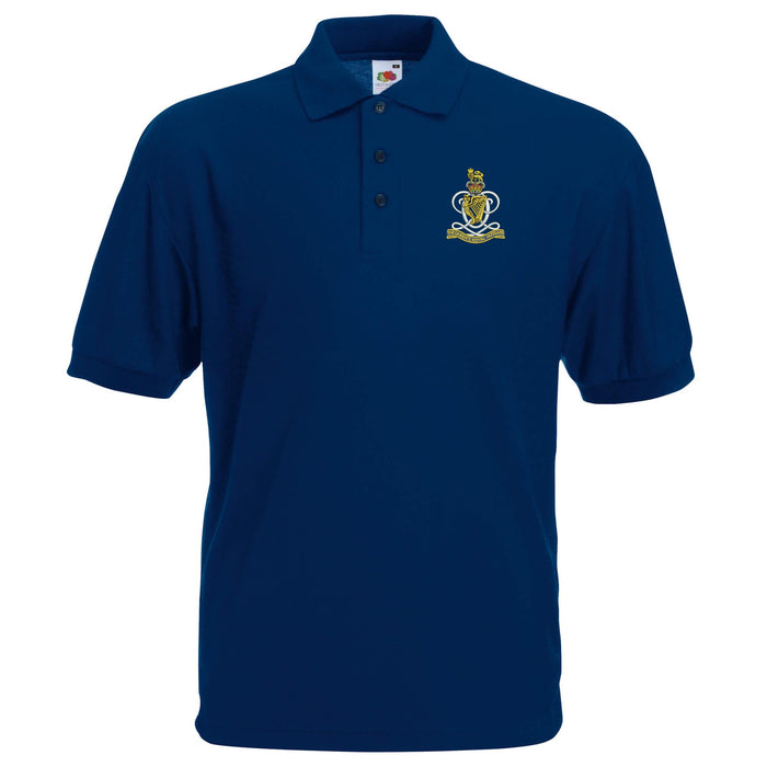 Queens Royal Hussars Polo Shirt