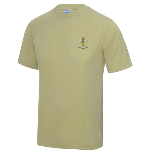 Queens Royal Hussars Sports T-Shirt
