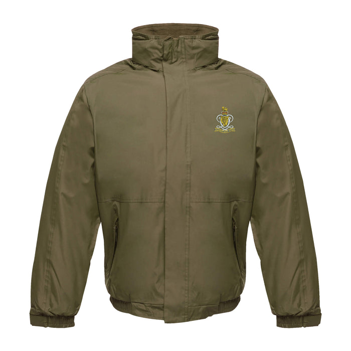 Queen's Royal Hussars Waterproof Jacket