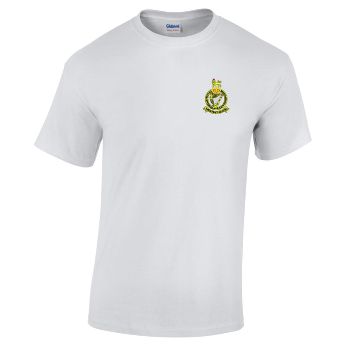 Queen's Royal Irish Hussars T-Shirt