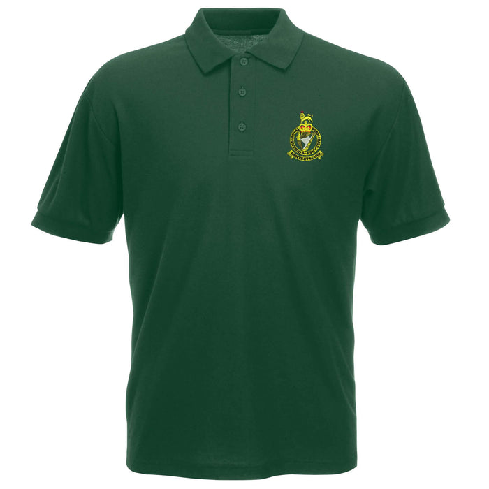 Queen's Royal Irish Hussars Polo Shirt