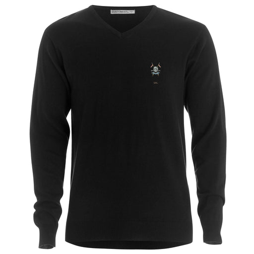 Queens Royal Lancers Arundel Sweater