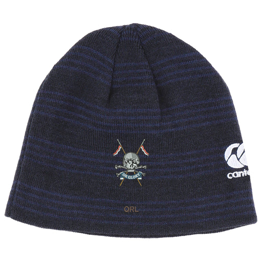 Queens Royal Lancers Canterbury Beanie Hat