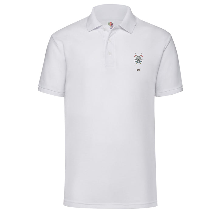 Queens Royal Lancers Polo Shirt