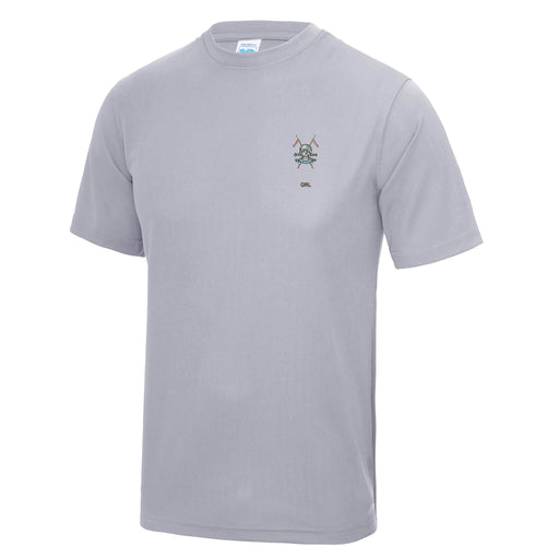 Queens Royal Lancers Sports T-Shirt