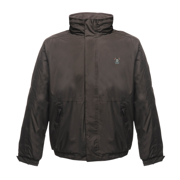 Queens Royal Lancers Waterproof Jacket