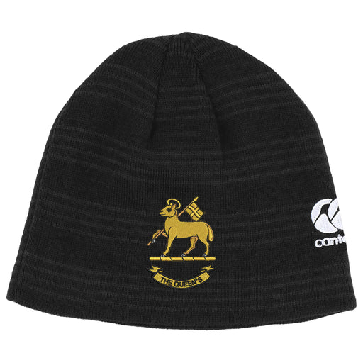 Queen's Royal Regiment Canterbury Beanie Hat