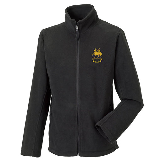 Queen's Royal Regiment Fleece