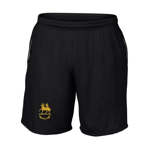 Queen's Royal Regiment Performance Shorts