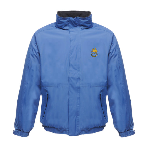 Queen's Royal Regiment Waterproof Jacket