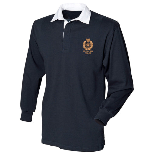 RAF Airmans Long Sleeve Rugby Shirt