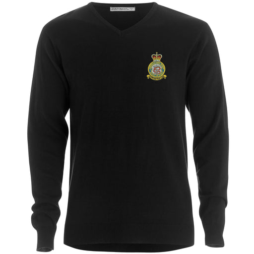 RAF Expeditionary Logistics Squadron Arundel Sweater