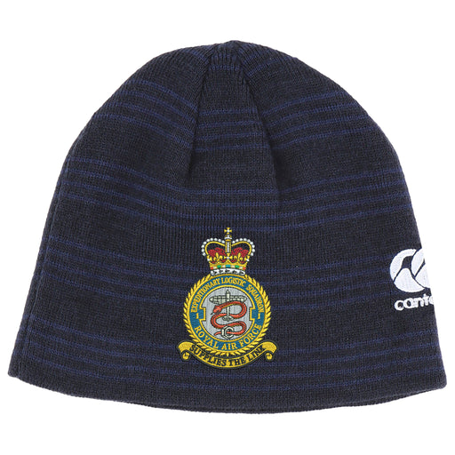 RAF Expeditionary Logistics Squadron Canterbury Beanie Hat