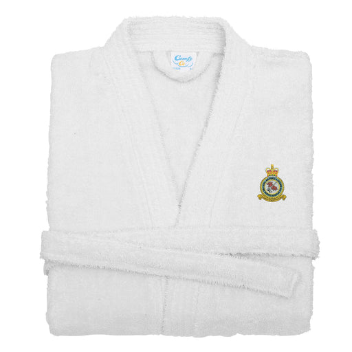 RAF and Defence Fire Service Association Dressing Gown