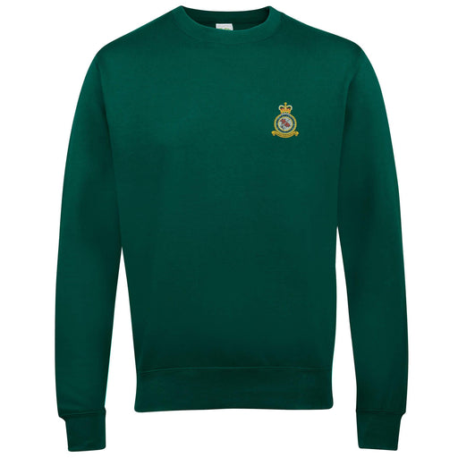 RAF and Defence Fire Service Association Sweatshirt
