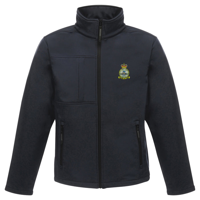 RAF Tactical Supply Wing Softshell Jacket