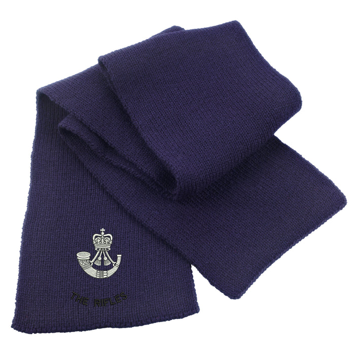 The Rifles Heavy Knit Scarf