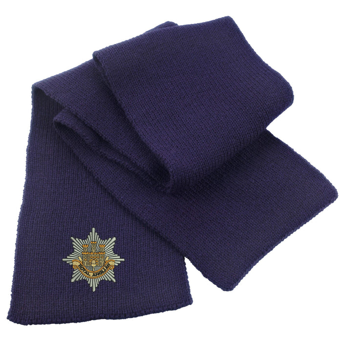 Royal Anglian Heavy Knit Scarf