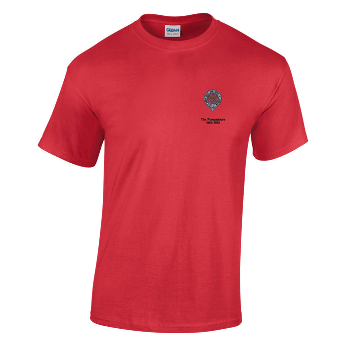 Royal Anglian Pompadour T-Shirt