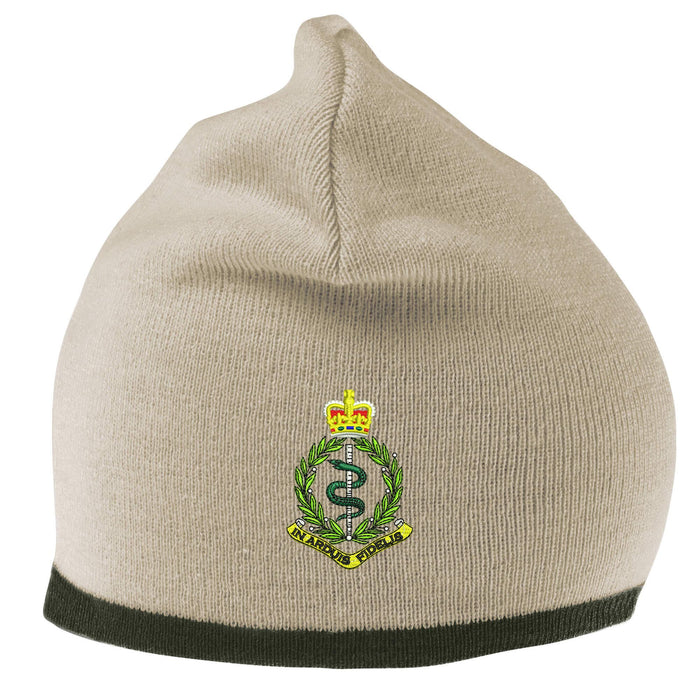 Royal Army Medical Corps Beanie Hat