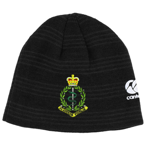Royal Army Medical Corps Canterbury Beanie Hat