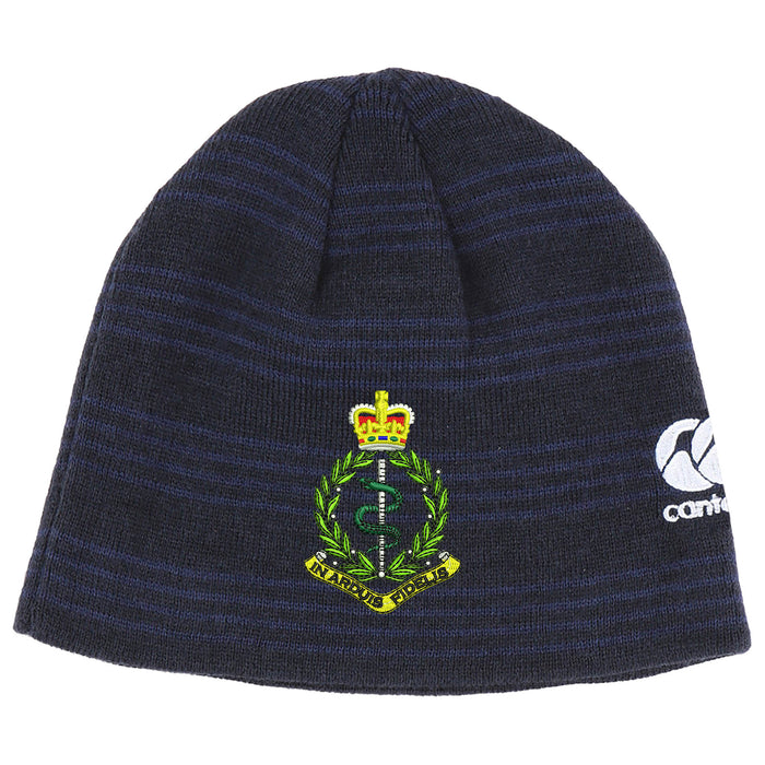 RAF Medical Corps Beanie Hat with Embroidered Logo