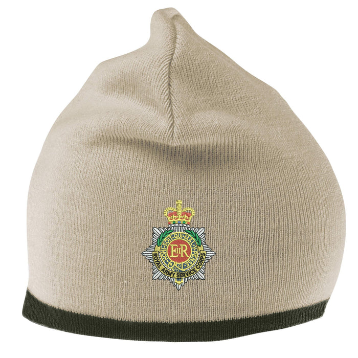 Royal Army Service Corps Beanie Hat
