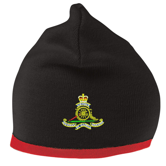 ae42e624aad Royal Artillery Beanie Hat — The Military Store