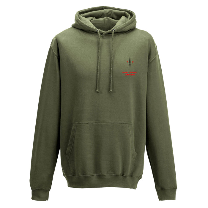 Royal Engineers 59 Commando Hoodie