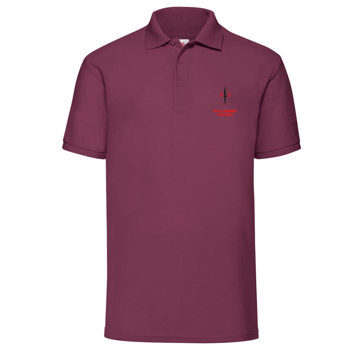 Royal Engineers 59 Commando Polo Shirt