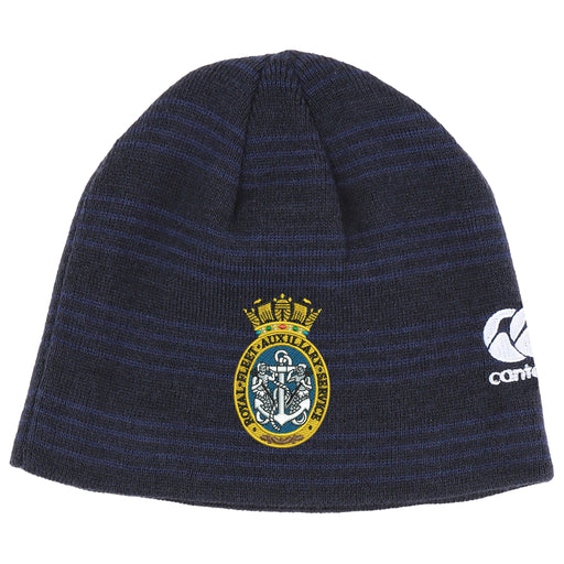Royal Fleet Auxiliary Service Canterbury Beanie Hat