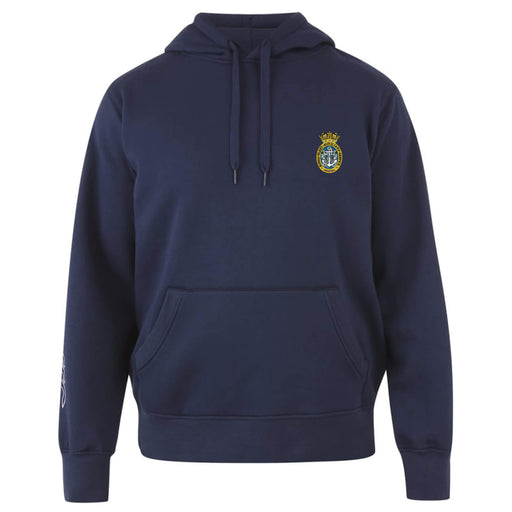 Royal Fleet Auxiliary Service Canterbury Rugby Hoodie