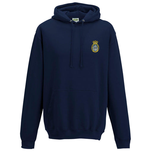 Royal Fleet Auxiliary Service Hoodie
