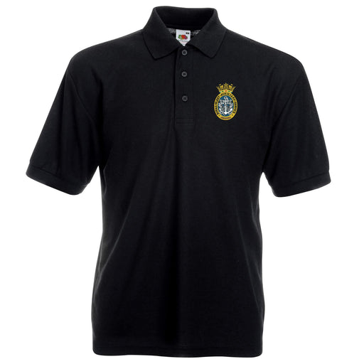 Royal Fleet Auxiliary Service Polo Shirt