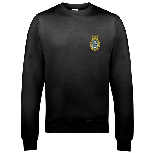 Royal Fleet Auxiliary Service Sweatshirt