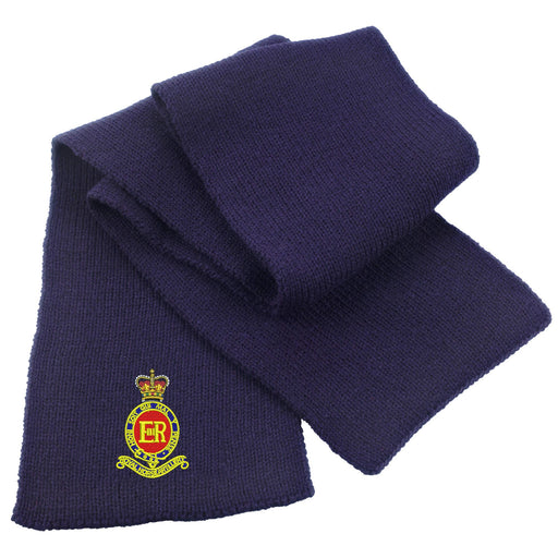 Royal Horse Artillery Heavy Knit Scarf