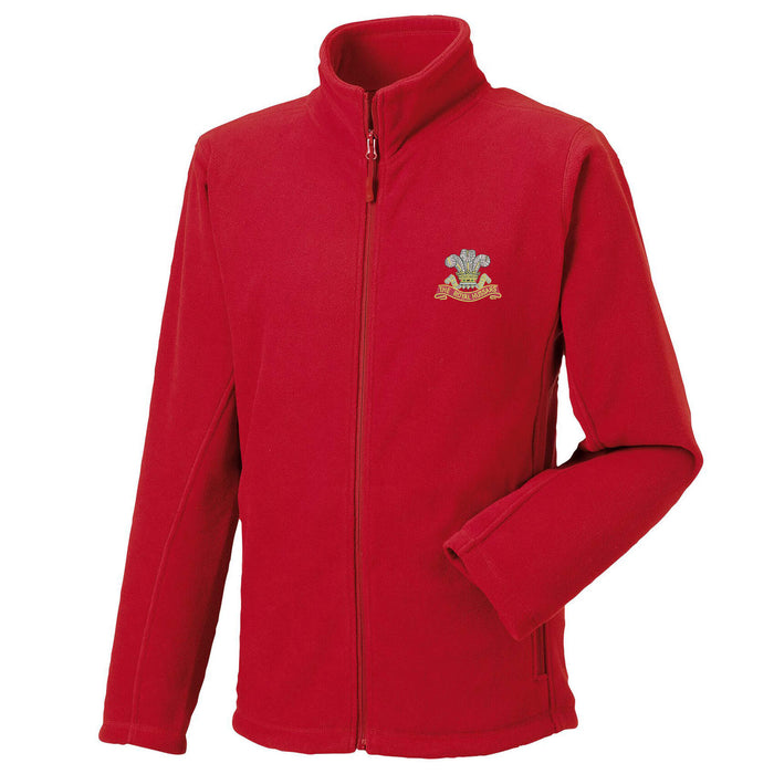 Royal Hussars Fleece