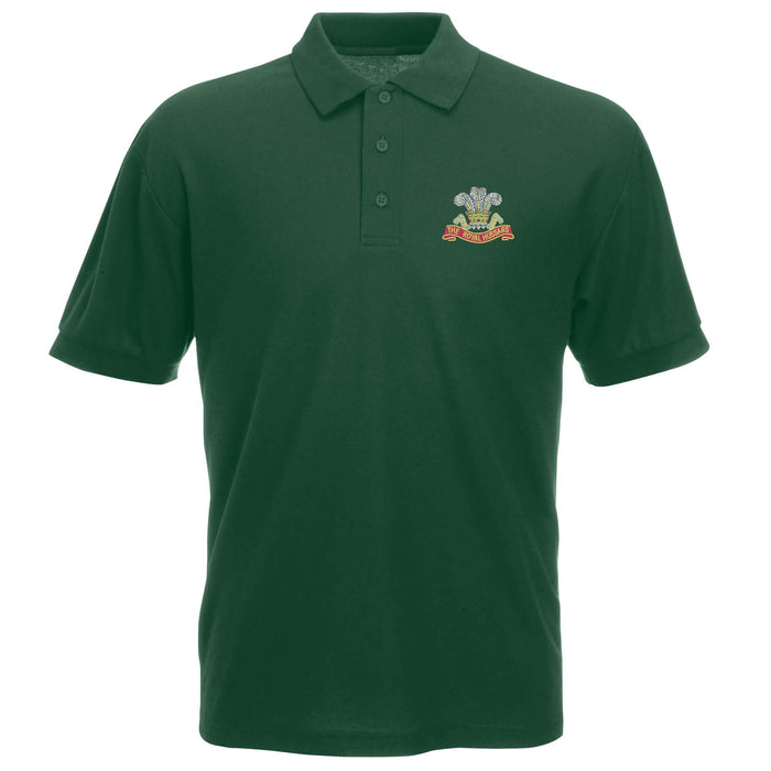 Royal Hussars Polo Shirt