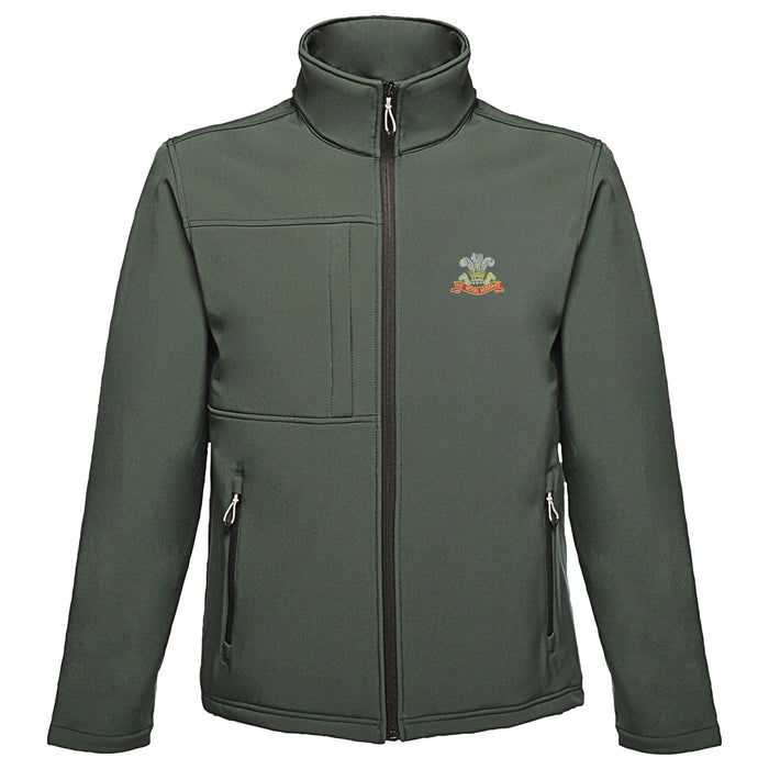 Royal Hussars Softshell Jacket