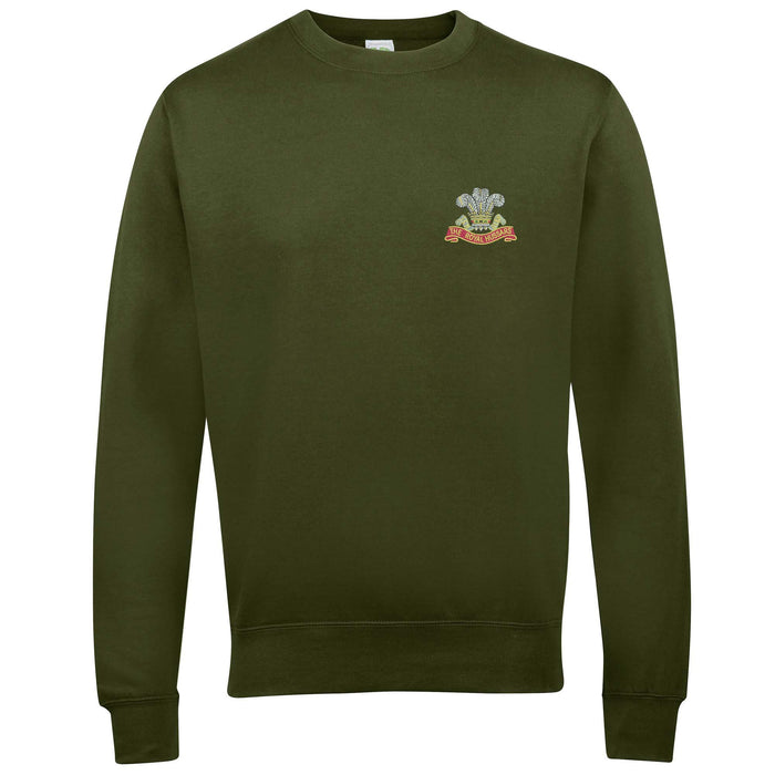 Royal Hussars Sweatshirt