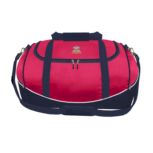 Royal Hussars Teamwear Holdall Bag