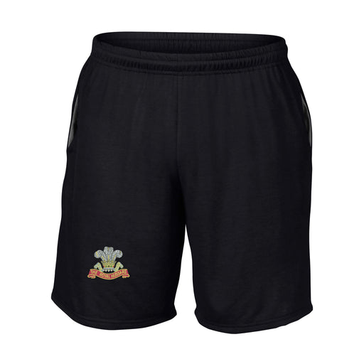 Royal Hussars Performance Shorts