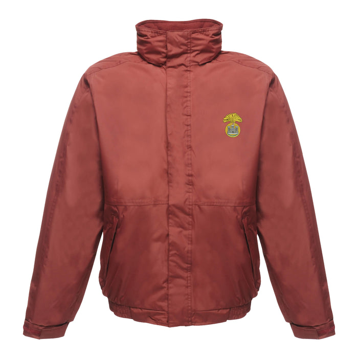 Royal Inniskilling Fusiliers Waterproof Jacket