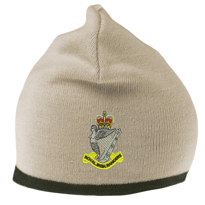 Royal Irish Rangers Beanie Hat
