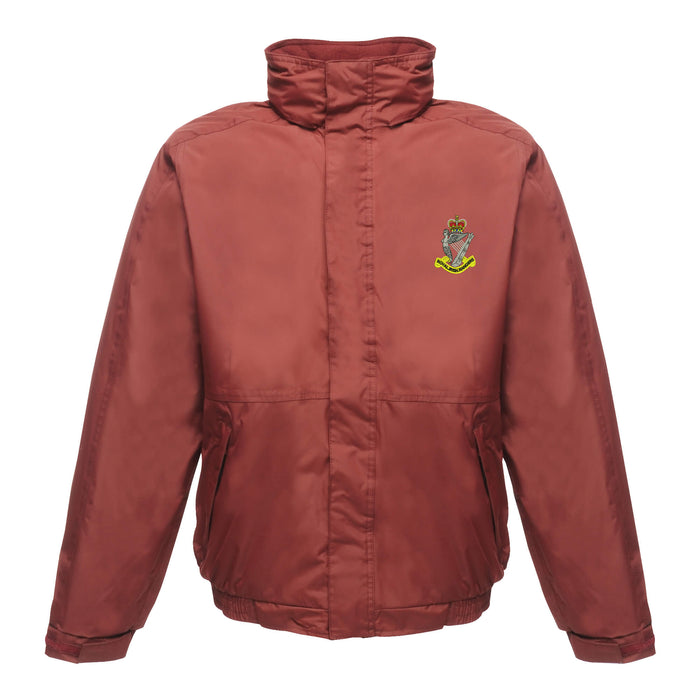 Royal Irish Rangers Waterproof Jacket