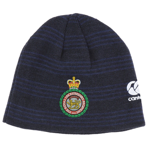 Royal Leicestershire Regiment Canterbury Beanie Hat