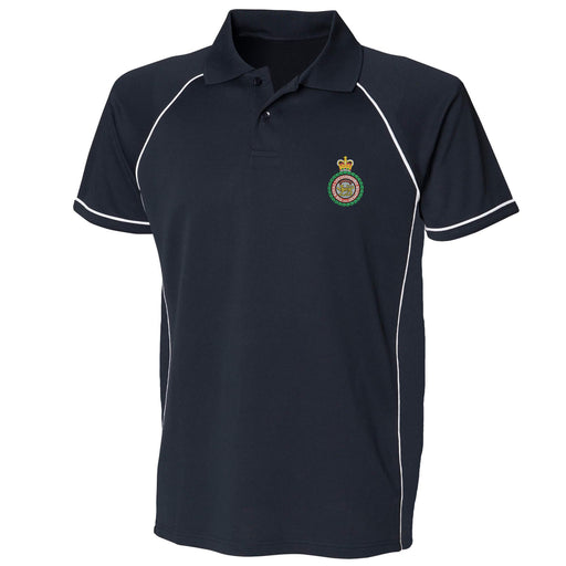Royal Leicestershire Regiment Performance Polo