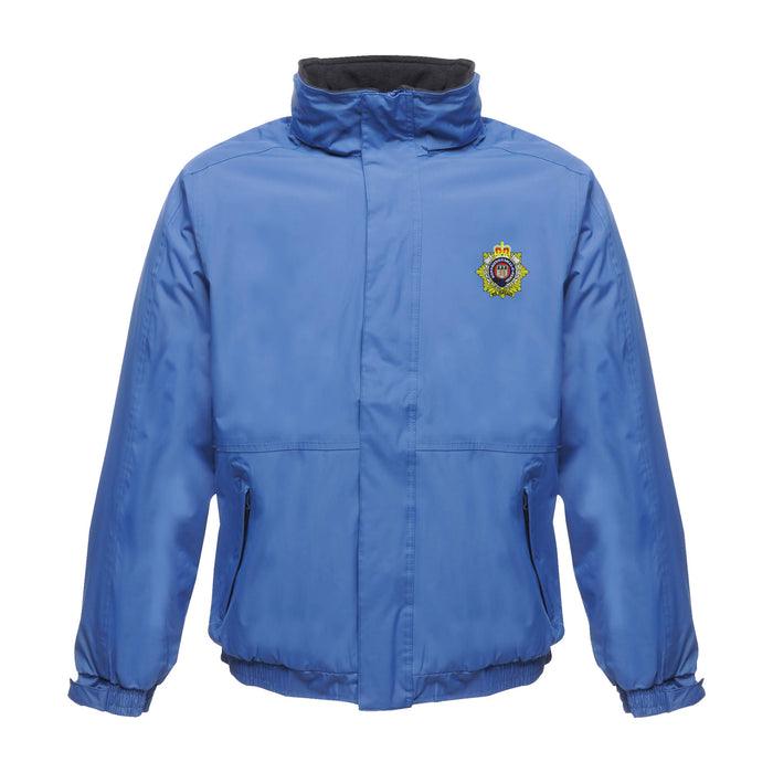 Royal Logistic Corps Waterproof Jacket