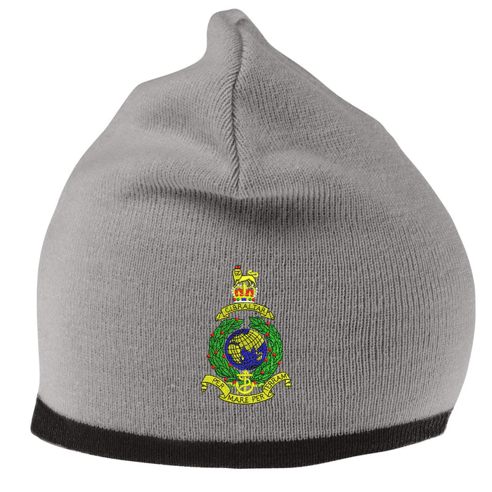 Royal Marines Beanie Hat