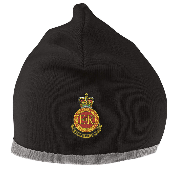 Royal Military Academy Sandhurst Beanie Hat